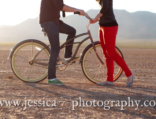 Dakota + Sarah | Las Vegas Engagement Photographer