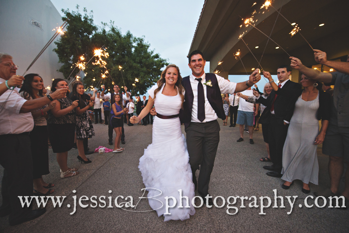 Boulder Creek Golf Course Wedding