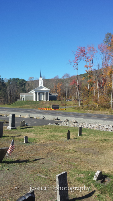 new church at priesthood restoration site