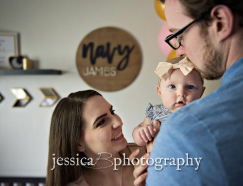 Happy Father's Day | Utah Newborn Photographer