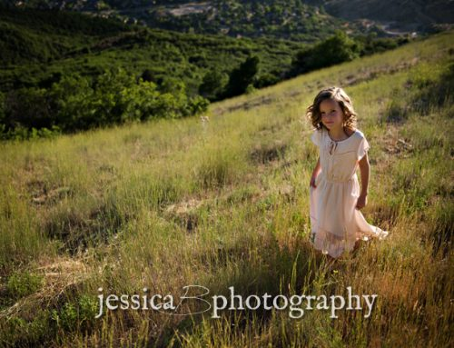 Mary | Utah Children's Photographer