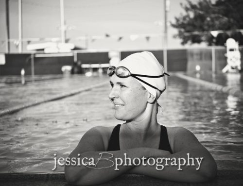 She's a Swimmer | YOU Portraits