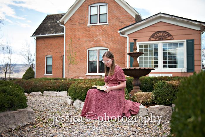 sister missionary portraits Utah lds
