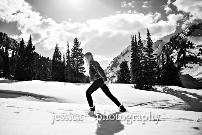 Morgan | Alta Ski Resort | Class of 2020